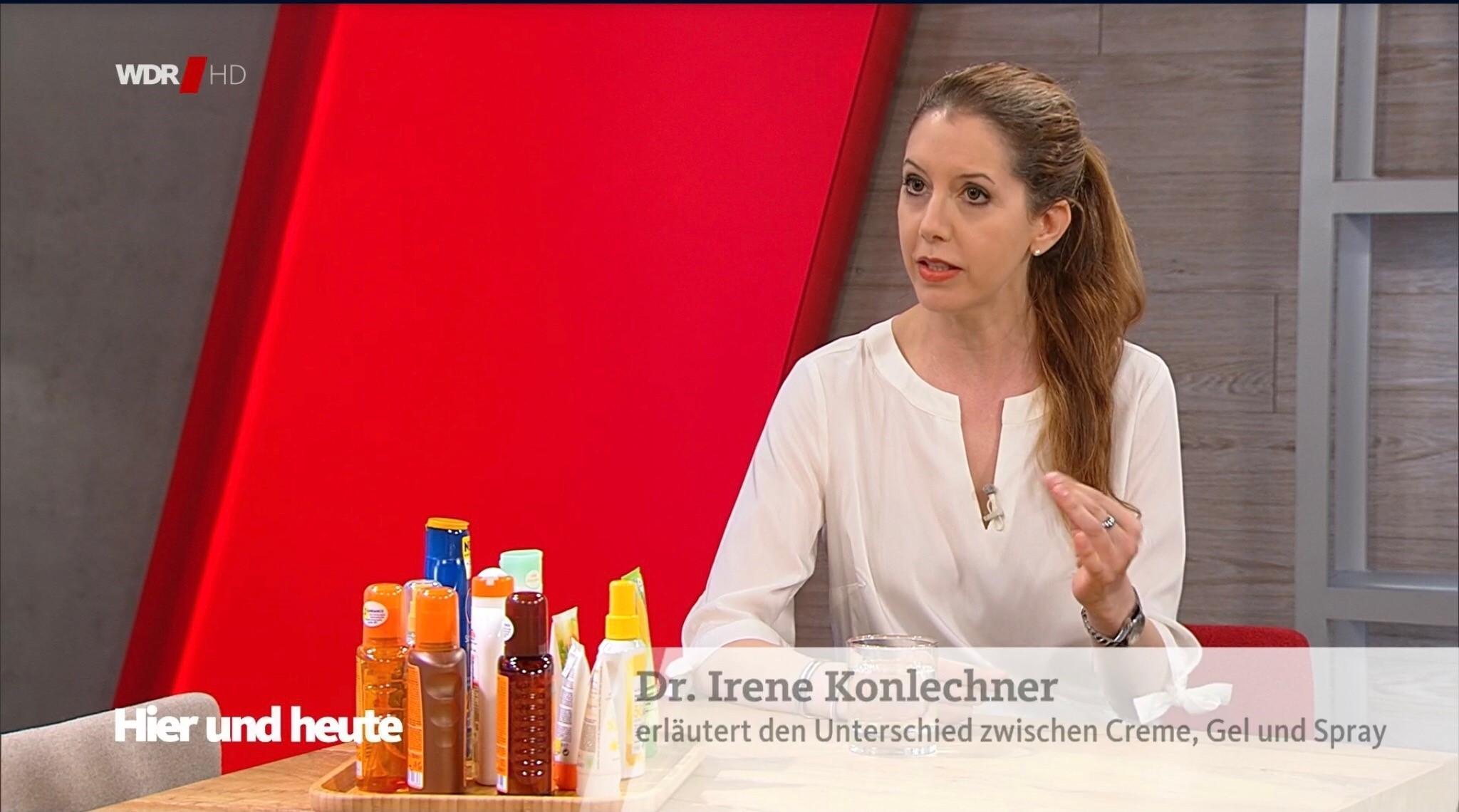 WDR 9.6.21 Thema Sonnenschutz